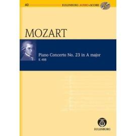 Mozart Piano Concerto No 23 in A Major K488