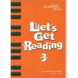 RIAM Let's Get Reading Grade 3