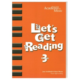 RIAM Lets Get Reading Grade 3