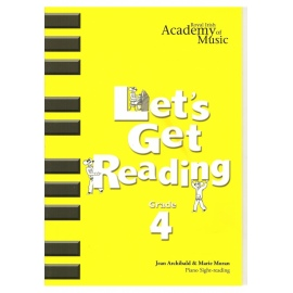 RIAM Lets Get Reading Grade 4