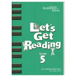 RIAM Let's Get Reading Grade 5