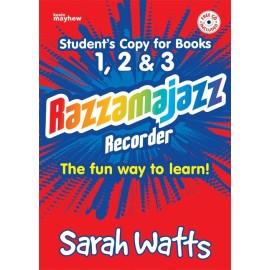 Razzamajazz Recorder Students Copy 1 2 & 3