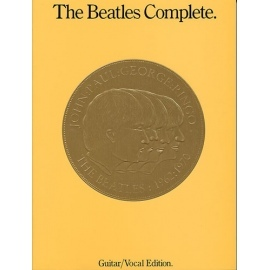 The Beatles Complete Guitar Edition