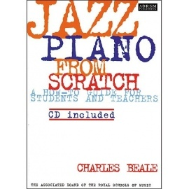 Jazz Piano From Scratch ABRSM