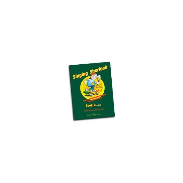 Singing Sherlock Book 2 with CD