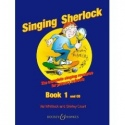 Singing Sherlock Book 1 with CD