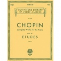 Chopin - Complete Works For The Piano, Book VIII Etudes