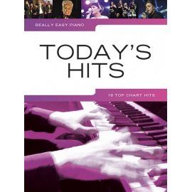 Really Easy Piano: Todays Hits