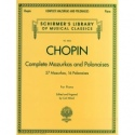 Chopin - Complete Mazurkas And Polonaises