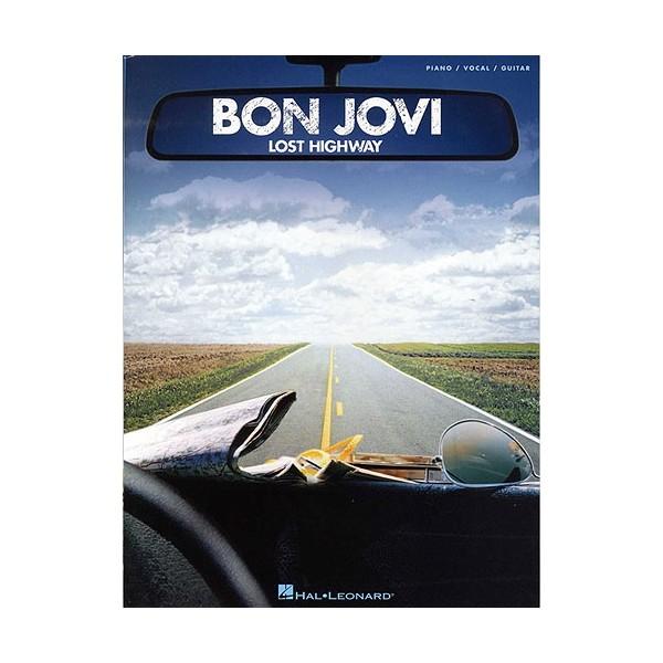 Bon Jovi - Lost Highway (PVG)