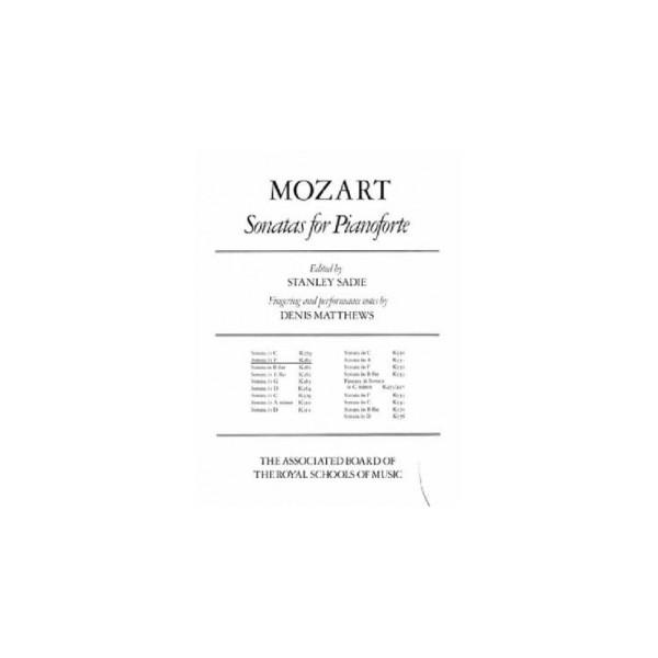Amadeus Mozart - Sonata in F for piano K.280