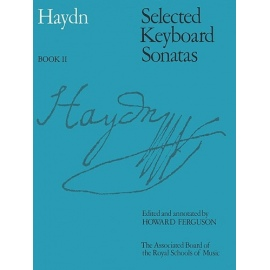 Franz Joseph Haydn - Selected Keyboard Sonatas Book II