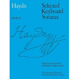 Haydn - Selected Keyboard Sonatas Book III