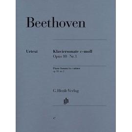 Ludwig van Beethoven - Piano Sonata No.5 in C minor Op.10 No.1