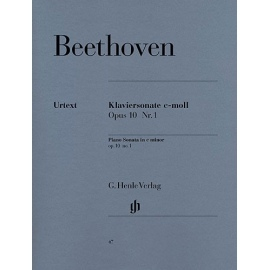 Beethoven - Piano Sonata No. 5 in C minor Op.10 No.1