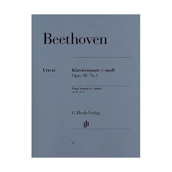 Beethoven - Piano Sonata No.5 in C minor Op.10 No.1