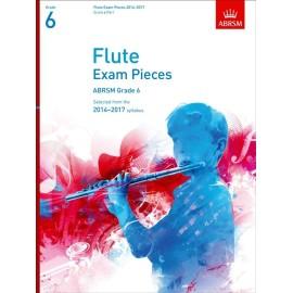 Flute Exam Pieces 2014-2017 Grade 6 Score and Part