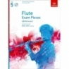Flute Exam Pieces 2014-2017 Grade 5 Score, Part and CD