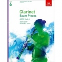 Clarinet Exam Pieces 2014-2017 Grade 6 Score and Part