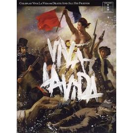 Coldplay - Viva La Vida Or Death And All His Friends (Tab)