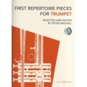 First Repertoire Pieces for Trumpet BK/CD