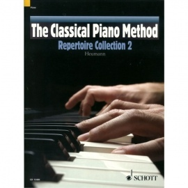 The Classical Piano Method Repertoire Collection 2