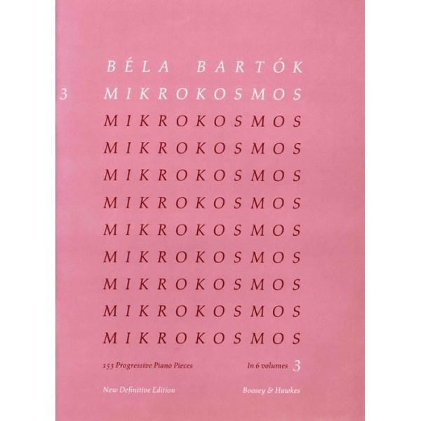 Bartok - Mikrokosmos Vol. 3