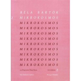 Bartok - Mikrokosmos Vol. 2