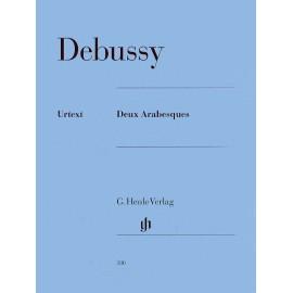 Claude Debussy - Deux Arabesques