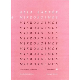 Bartok - Mikrokosmos Vol. 6