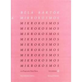 Bela Bartok - Mikrokosmos Vol.6