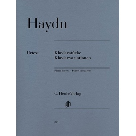 Franz Joseph Haydn - Piano Pieces and Variations