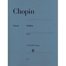 Frédéric Chopin - Etudes