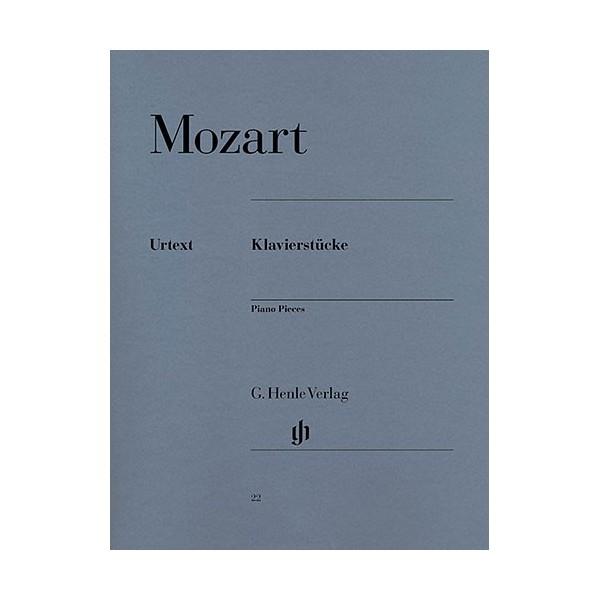 Mozart - Piano Pieces