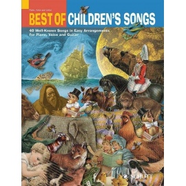Childrens Songs, Best Of PVG