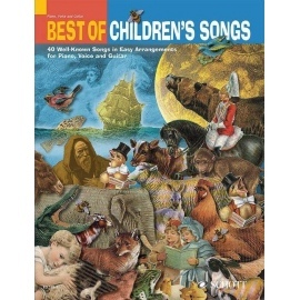 Best of Childrens Songs PVG