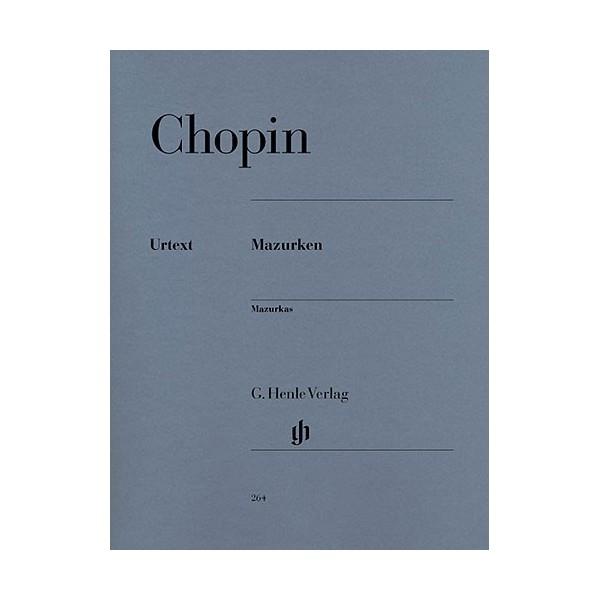 Frédéric Chopin - Maurkas