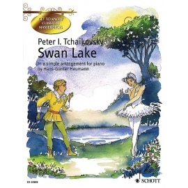 Peter I. Tchaikovsky - Swan Lake Get to Know Classical Masterpieces