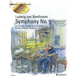 Ludwig van Beethoven - Get to Know Classical Masterpieces Beethoven Symphony No. 5 in C-minor, Op. 67