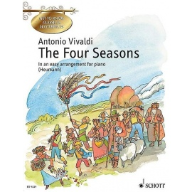 The Four Seasons Get to Know Classical Masterpieces