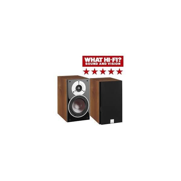 Dali Zensor 3 Speakers - Walnut