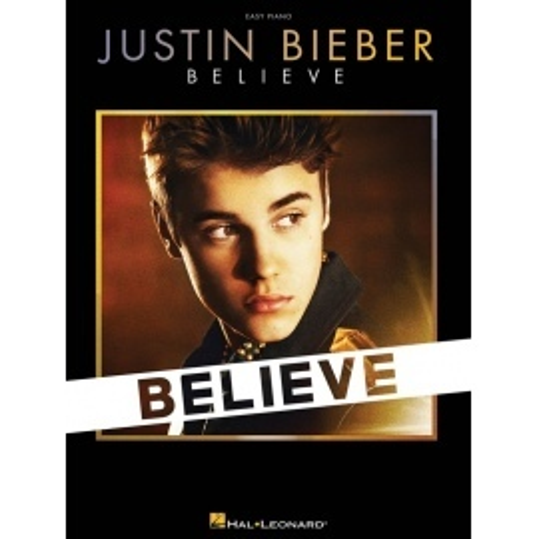 Justin Bieber - Believe (Easy Piano)