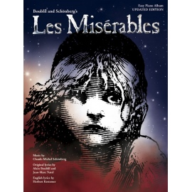 Les Miserables Easy Piano Album