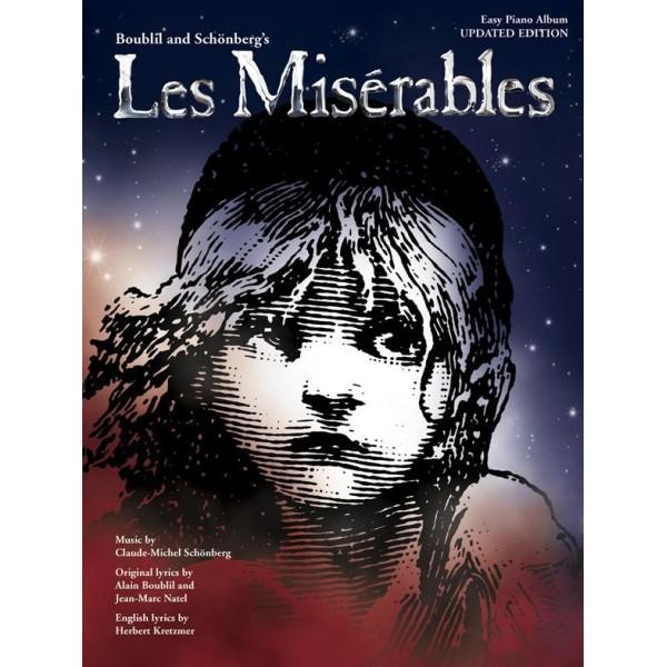 Les Miserables Easy Piano Album