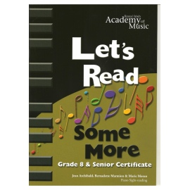 RIAM Let's Read Some More Grade 8 & Senior Certificate