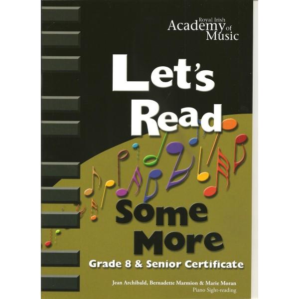 RIAM Lets Read Some More Grade 8 & Senior Certificate