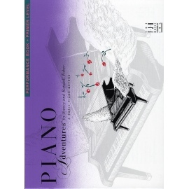 Piano Adventures Performance Book Primer Level