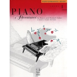 Piano Adventures Performance Book Level 1