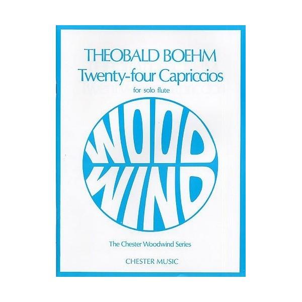 Boehm - Twenty-four Capriccios for Solo Flute
