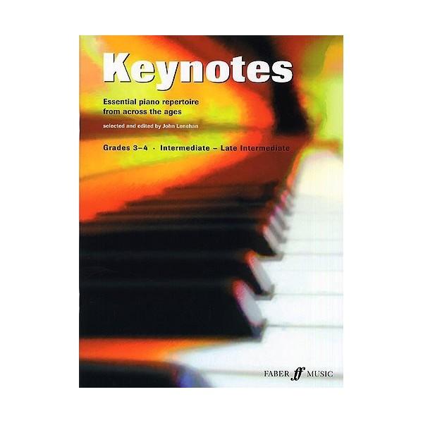 Keynotes Grades 3-4